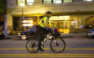 Greensboro police offers bicycle ride-along program