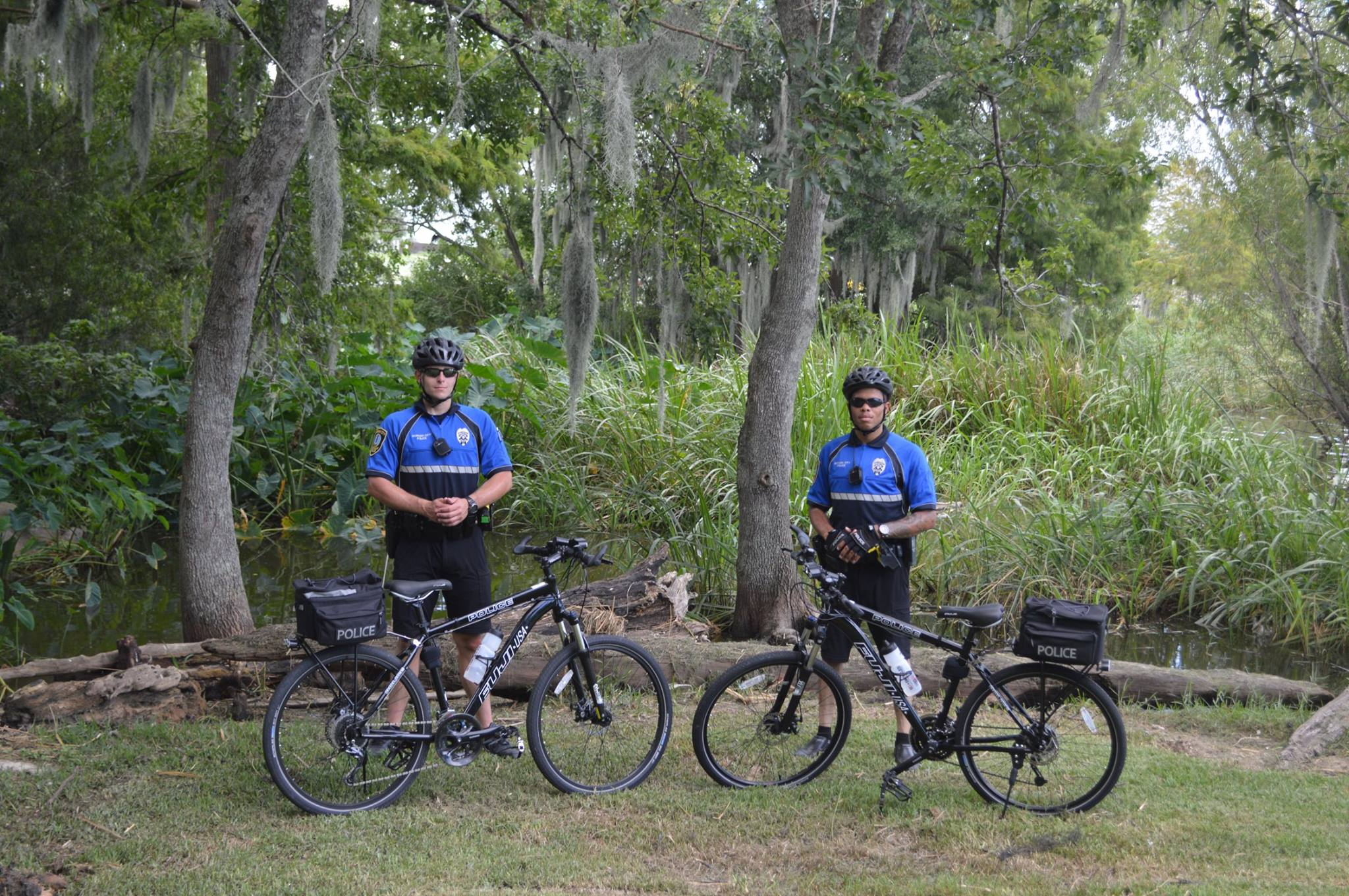 Morgan City Police Department begins bike patrol