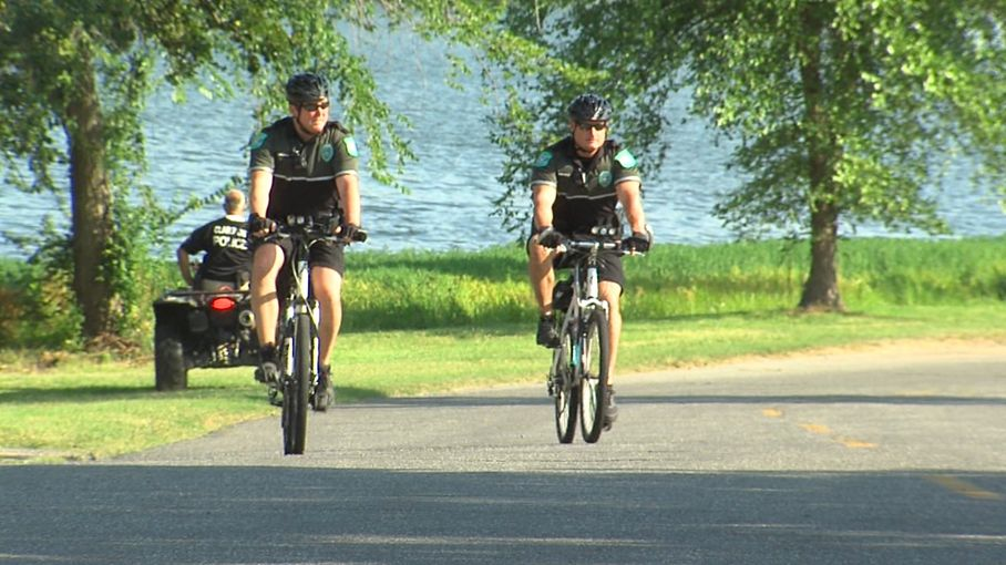 Claremore PD adds to bike patrol