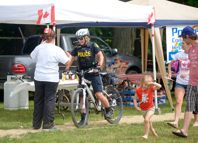 Oxford OPP bikes enhance mobile police presence
