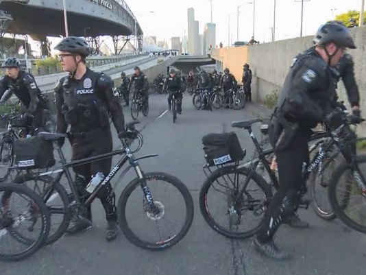 Seattle PD advises Cleveland before Republican National Convention