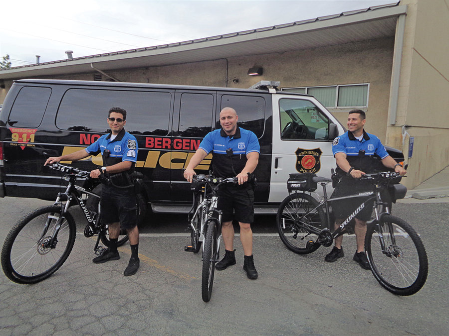 Officers on wheels: Chief revitalizes police officer program