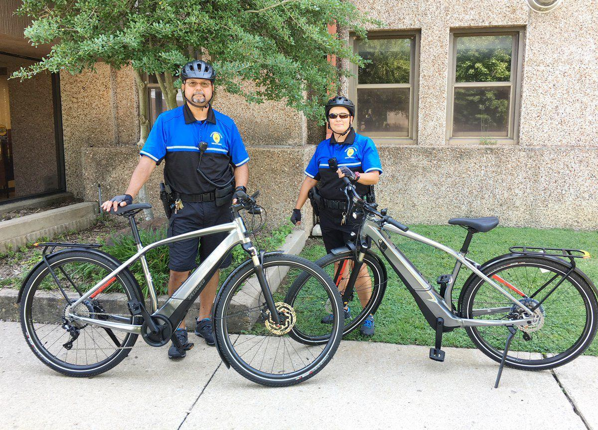 TPD raising funds to buy pedal-assist bike