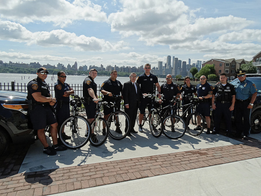 Gutt purchases new bikes and cars to augment patrols