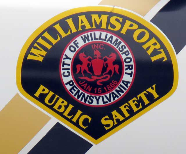 Police Patrol on Bikes in Williamsport