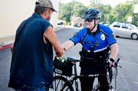 Longview police's bicycle unit helps officers increase community visibility