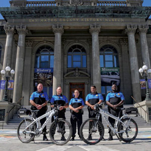 Police patrol on bikes: New substation coming to downtown Redwood City