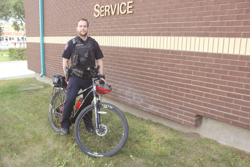 Estevan Police Service will have bicycle patrol officers again