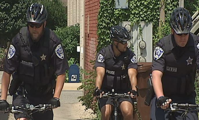 Rockford Police Resume Bike Patrols After Two Year Hiatus