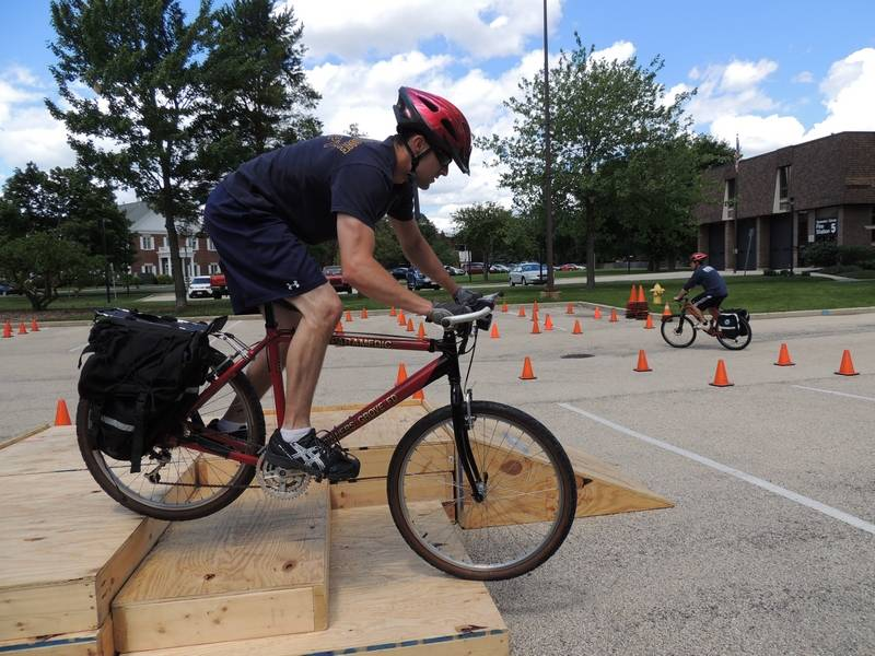 Downers Grove adds five medics on two wheels