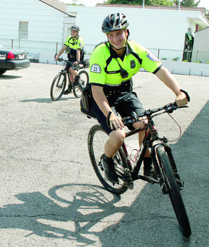 Police step up bike patrols in Rio Grande