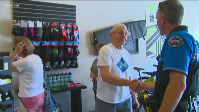 Raffle to fund new gear for Nampa's bike patrol