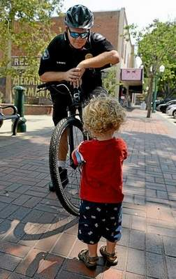 Redlands Police Department expands bicycle patrols