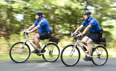 Powder Springs bike unit back on patrol after manpower shortages