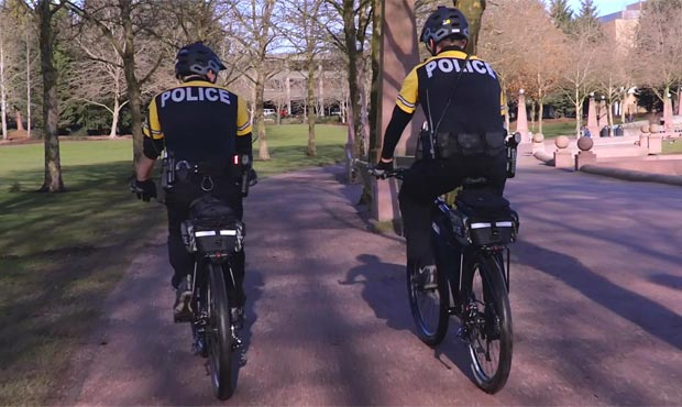 Bellevue bike cops need new flair and ask public for help