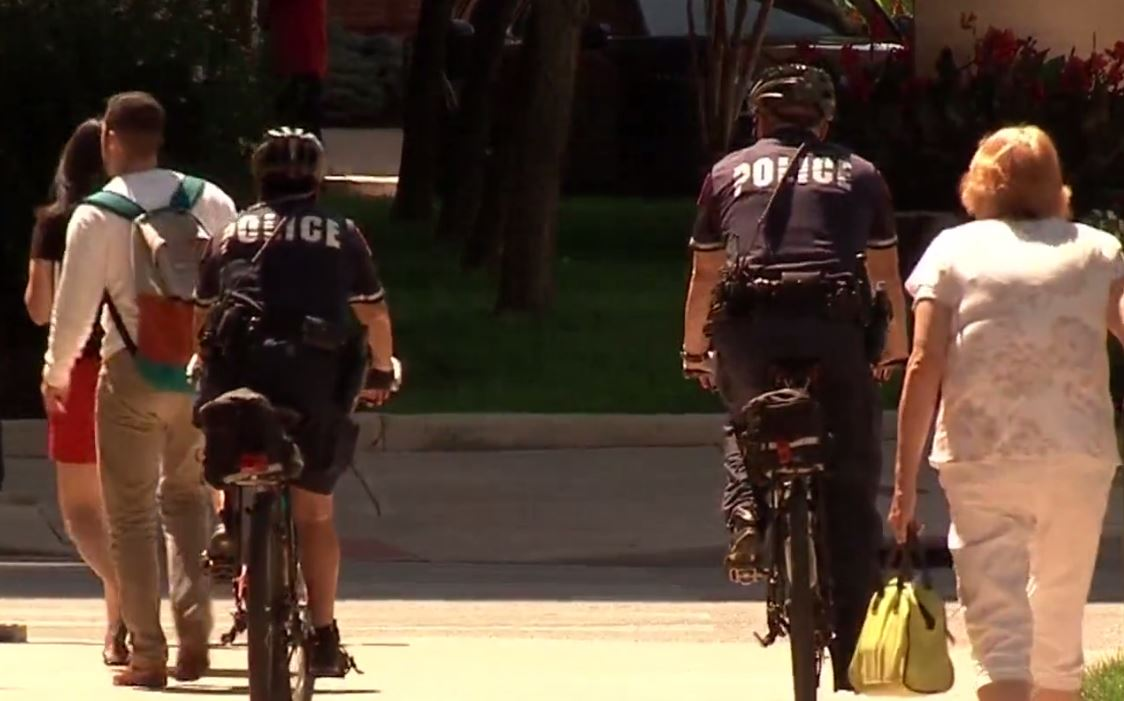 Ohio State increasing bike patrols as school year begins