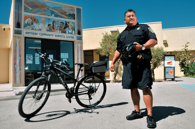 Doña Ana County Sheriff's Office wants to use more bicycle patrols
