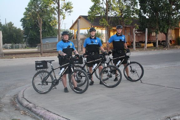 Port Lavaca PD rolls out new bike patrol program