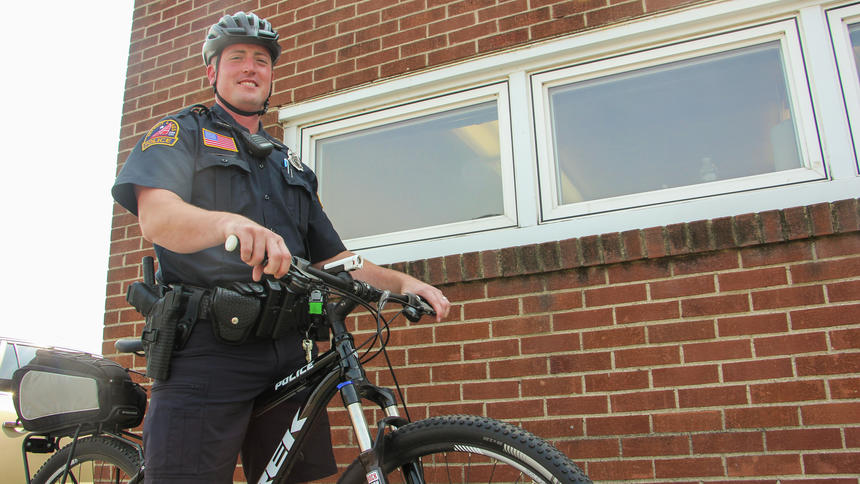 Two wheels and the open road: Detroit Lakes Police Department starts up bike patrol