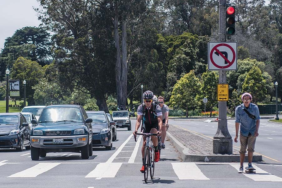 Legal challenge to police-unit ballot measure says it won't increase 'bike patrols'