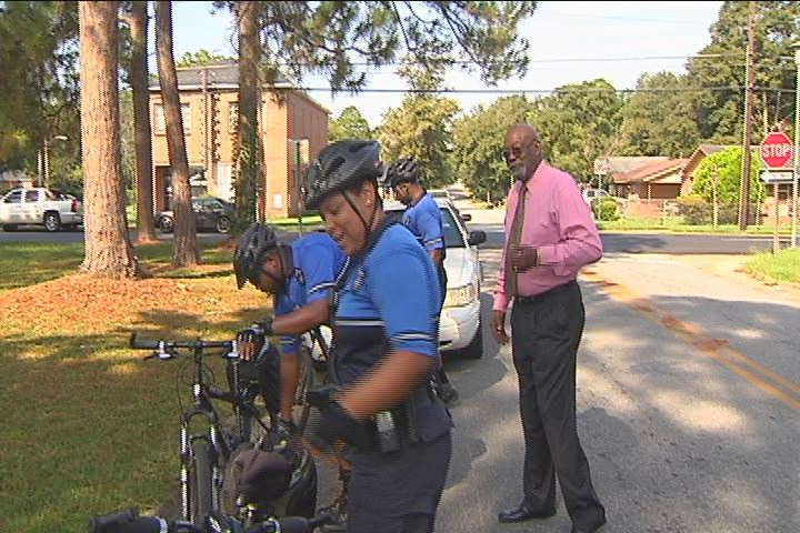 Albany Police say bike patrols good for crime fighting