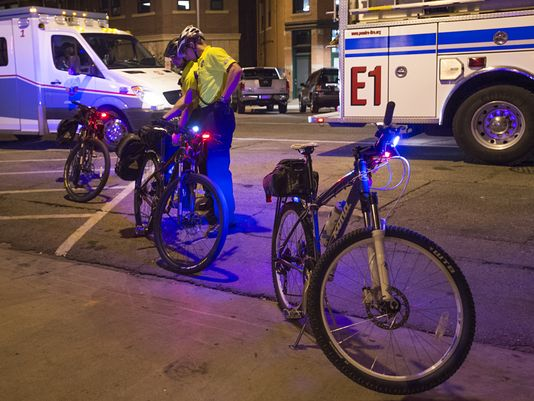 Old Town bike EMTs ease 911 call crush