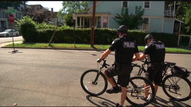 Ocean View Police Department Pedals Community Policing Ipmba