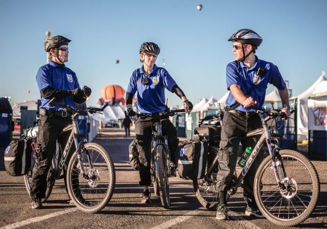 Bike teams cover medical emergencies
