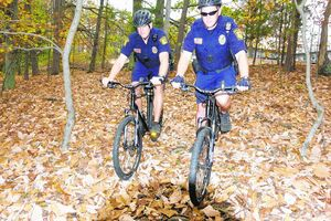 City's bike patrol officers aim for more interaction
