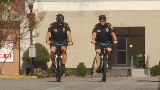 Martinsville City Police bike patrols making strides in cleaning up crime