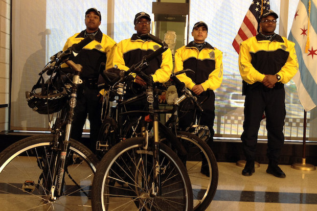 Rahm Boosts Bike Cop Budget, Says Mobile Officers 'More Approachable'