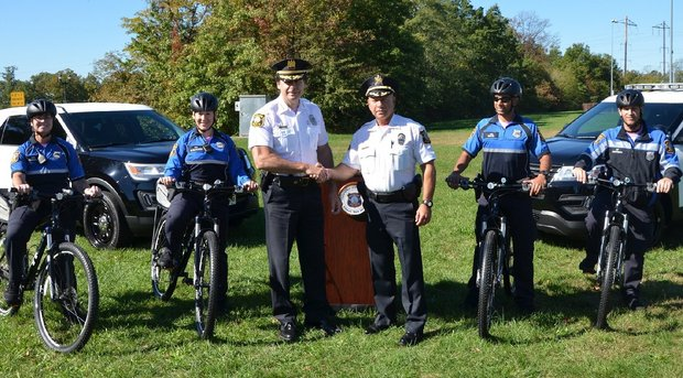 Edison Police Department launches new bike patrol unit