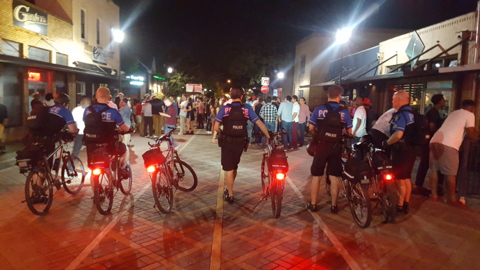 Bike Patrol Improves Communications, Fosters Relationships