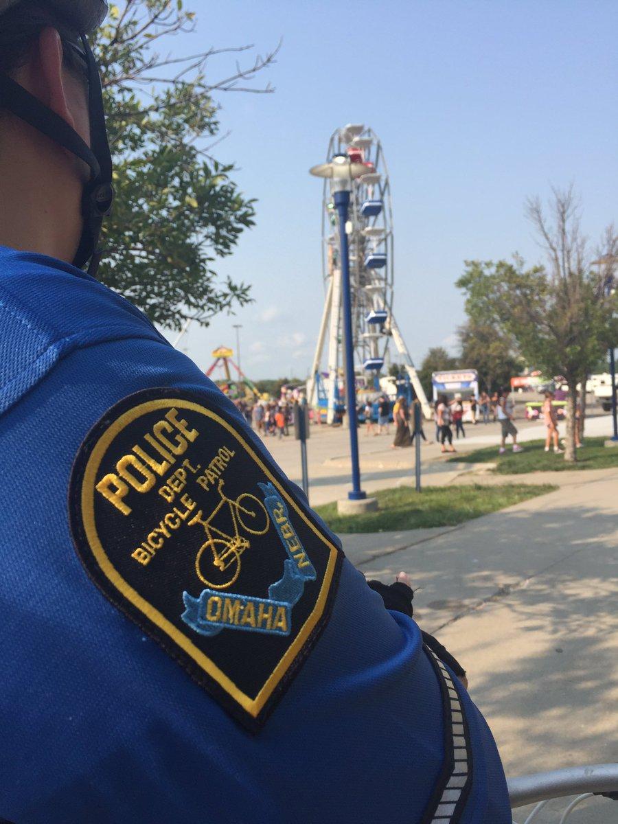 Aksarben Elmwood Park Neighborhood Association raising money for new Omaha police patrol bikes