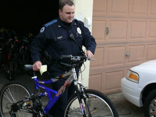 Fort Thomas bike police thwart overnight car thefts