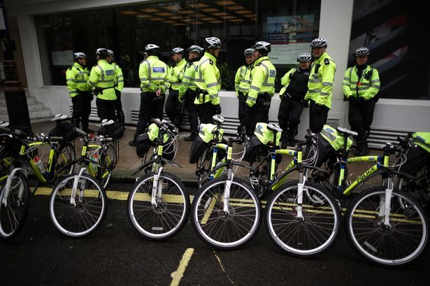 Cops set for crackdown on dangerous drivers as they hit the road on bikes