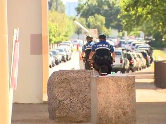New APD initiative puts even more police on Hike and Bike Trail
