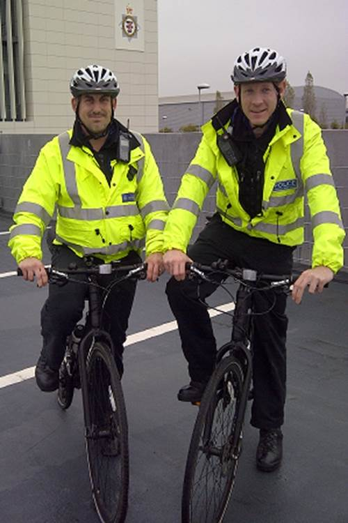 Police bikes to take part in Bridgwater carnival procession