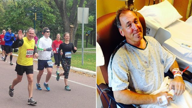 Apple Valley man upgraded after collapse at TC Marathon