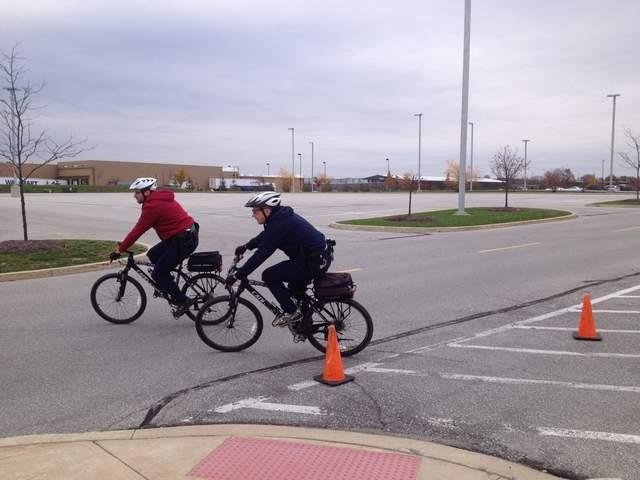 Fort Wayne Police Department trains officers for bike patrol