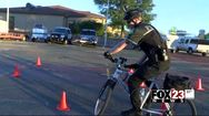 Claremore police officers go through special bike patrol training