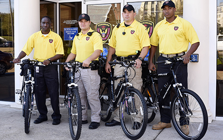 Vicksburg Police Department implements bicycle patrols