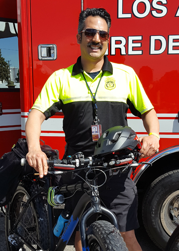 LAFD Bike Medics: On the Road to Rescue