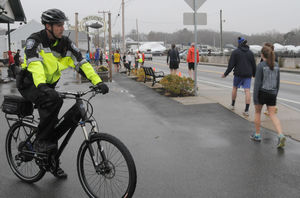Rockport, Essex cops add electric bicycles to stable