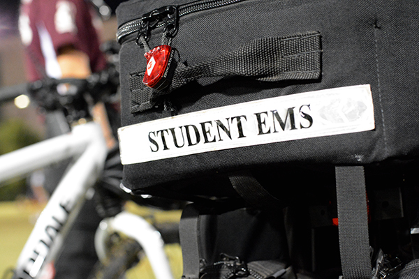 ASU Student Emergency Medical Services brings life to campus events