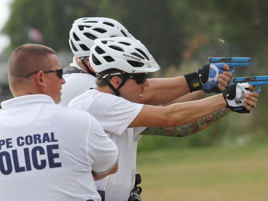 Police train to patrol Cape Coral streets by bicycle