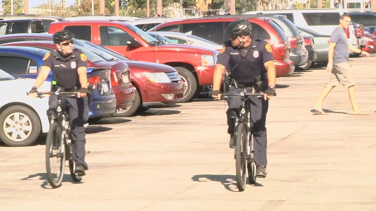 St. Pete police get new downtown district