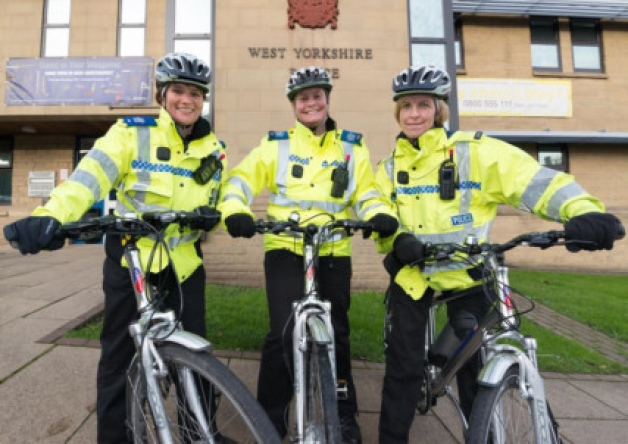 New bikes for cops to charge after criminals