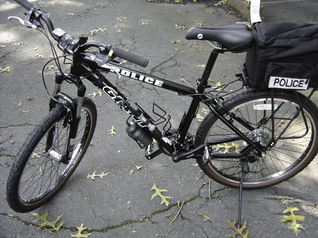 Police Pilot Bicycle Unit