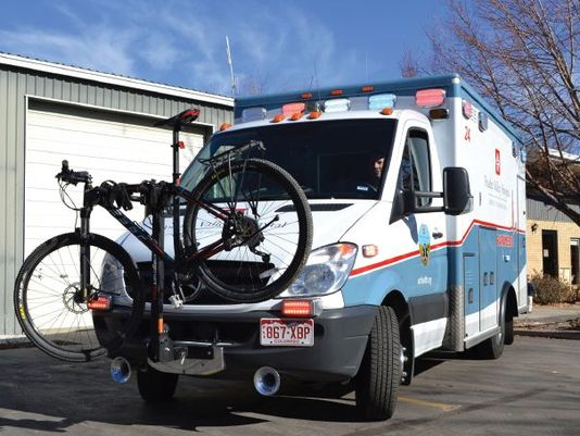PVH ambulances vow to leave no bike behind